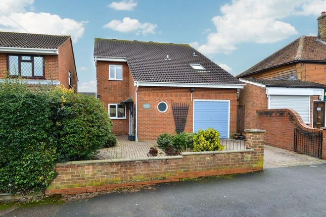 Thumbnail Detached house for sale in Tye Green Village, Harlow