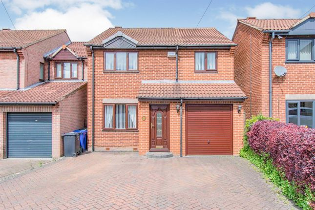 3 bed detached house for sale in Windsor Drive, Mexborough S64