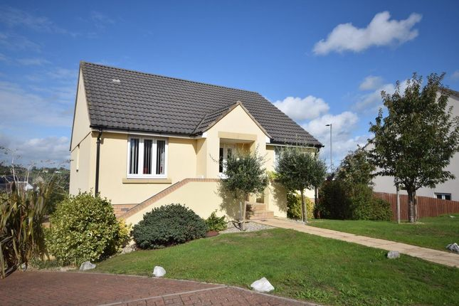 Thumbnail Property to rent in Culm Close, Bideford, Devon