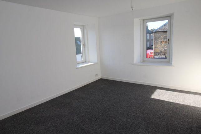 3 bedroom flat to rent in Brander Street, Burghead, Elgin