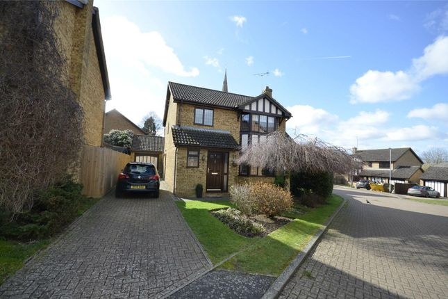 Secondary of Dovecote Close, Raunds, Northamptonshire NN9