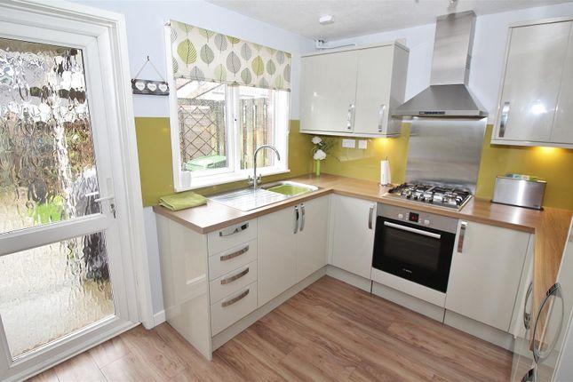 Kitchen of Mozart Close, Basingstoke RG22