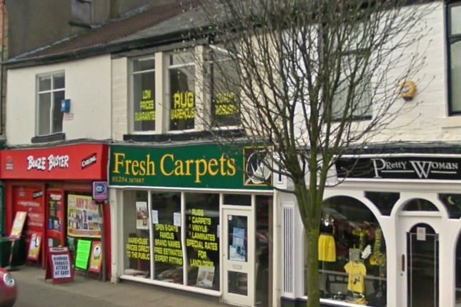 Retail premises for sale in 9 Whalley Road, Accrington