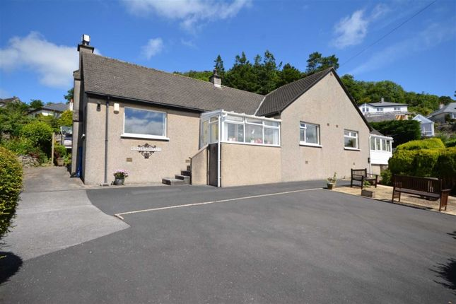 Thumbnail Semi-detached bungalow for sale in Cragg Drive, Grange Over Sands, Cumbria