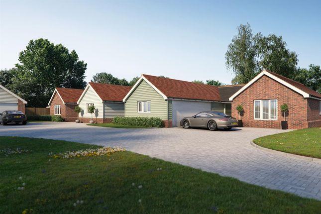 Thumbnail Detached bungalow for sale in Bridge Street, Hadleigh, Ipswich