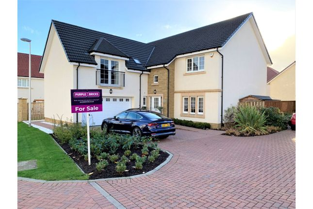 Thumbnail Detached house for sale in Crosshill Avenue, Bishopton