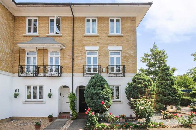 Thumbnail End terrace house for sale in Sinclair Drive, Sutton
