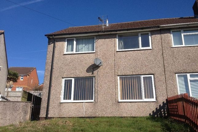 Thumbnail Property to rent in Heol Graigwen, Caerphilly