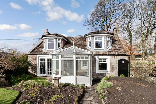 Thumbnail Cottage for sale in Bracken Cottage, Back Dykes Road, Kinnesswood