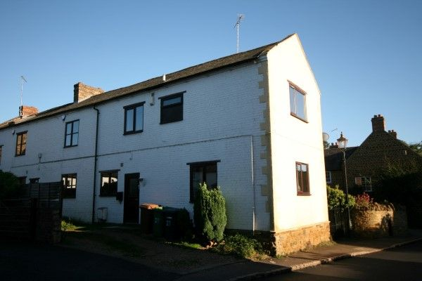 Thumbnail End terrace house for sale in High Street, Ecton, Ecton