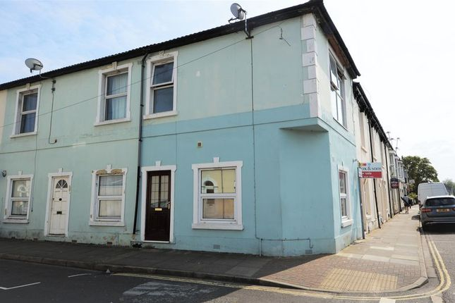 Thumbnail Terraced house to rent in Somers Road, Southsea