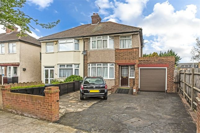 Thumbnail Detached house for sale in Islip Manor Road, Northolt, Middlesex