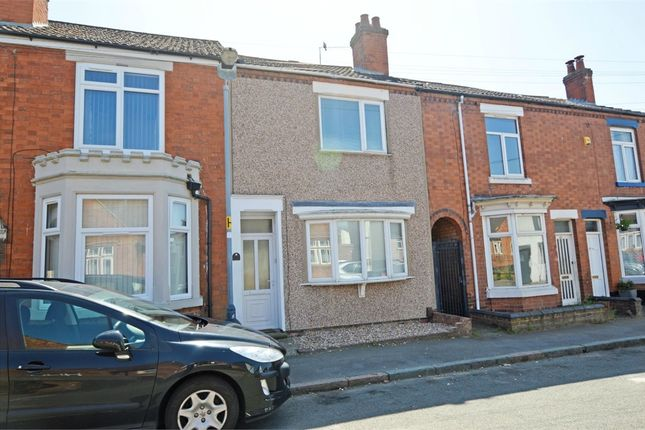Thumbnail Terraced house to rent in Stephen Street, Town Centre, Rugby, Warwickshire