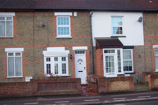 Thumbnail Terraced house to rent in Melville Road, Rainham