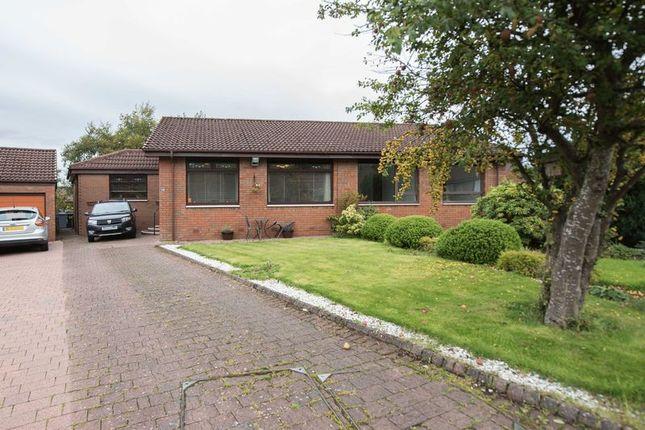 Thumbnail Semi-detached bungalow for sale in Bailielands, Linlithgow