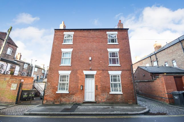 Thumbnail Detached house for sale in Newdigate Street, Arboretum, Nottingham