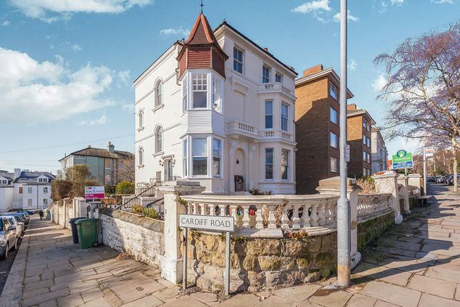 Thumbnail Flat to rent in Pevensey Road, St. Leonards-On-Sea