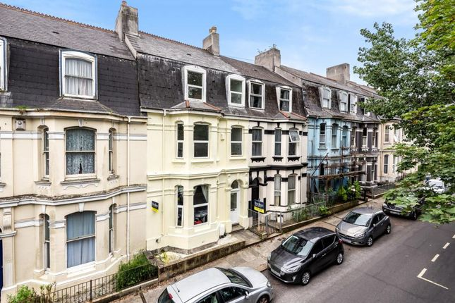 Thumbnail Terraced house for sale in Mount Gould Road, Plymouth, Devon