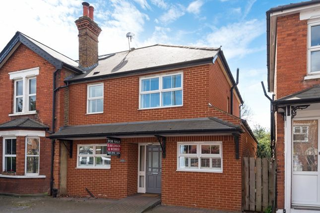 4 bed semi-detached house for sale in Walton Road, East Molesey