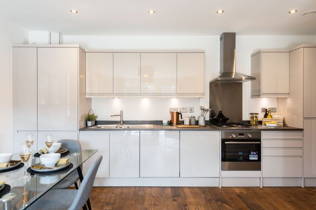 Thumbnail Flat for sale in Station Road, Belmont, Sutton