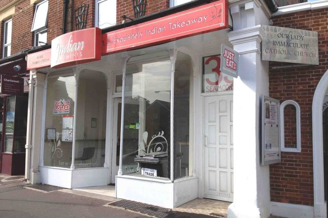 Retail premises for sale in Seamoor Road, Westbourne