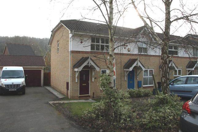 Thumbnail End terrace house to rent in Evans Close, St. Annes Park, Bristol