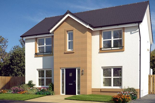 """4 bedroom detached house for sale in """"The Danbury"""" at Cochrina Place, Rosewell"""