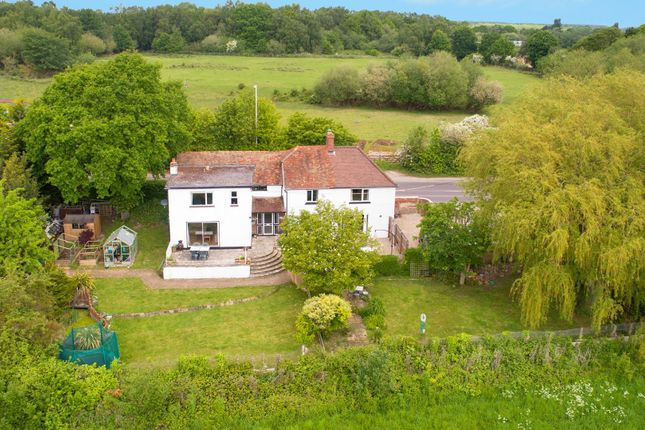 Thumbnail Detached house for sale in Island Road, Westbere, Canterbury
