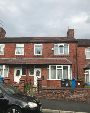 Thumbnail Terraced house to rent in Oriel Avenue, Oldham