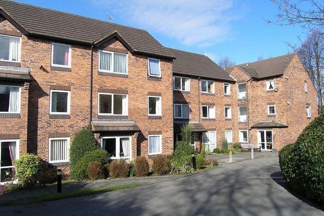 Thumbnail Flat to rent in Homelyme House, Park Lane, Poynton