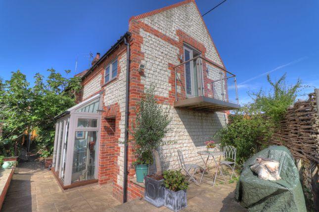 Thumbnail Cottage for sale in High Street, Thornham, Hunstanton