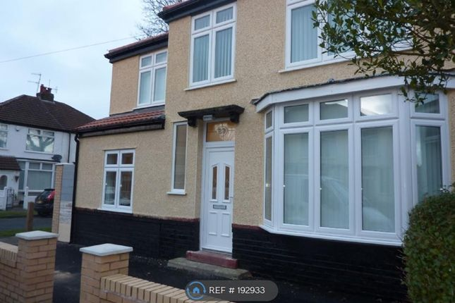 Thumbnail Semi-detached house to rent in Desford Road, Liverpool