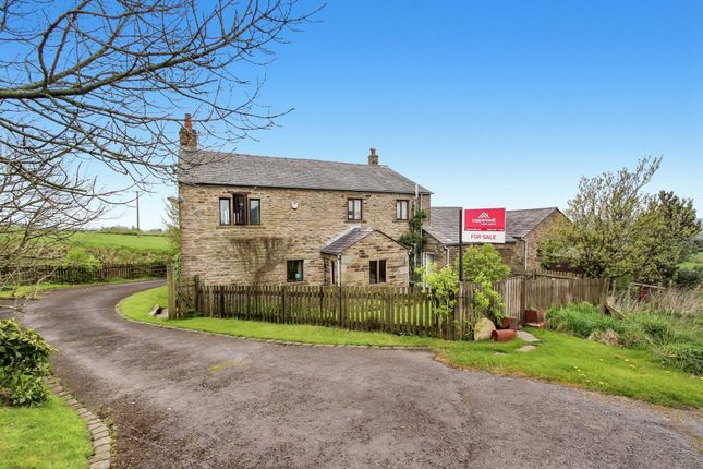 Thumbnail Detached house for sale in Cote Meadow Nook Farm, Carr Road, Water, Rossendale