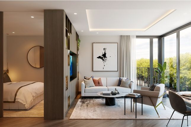 1 bed flat for sale in Higher Street, St. John's Wood, London NW8