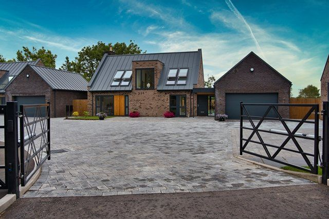 Thumbnail Detached house for sale in Halsall Rd, Halsall, Ormskirk, Lancashire