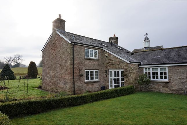 Thumbnail Country house for sale in Shirenewton, Chepstow