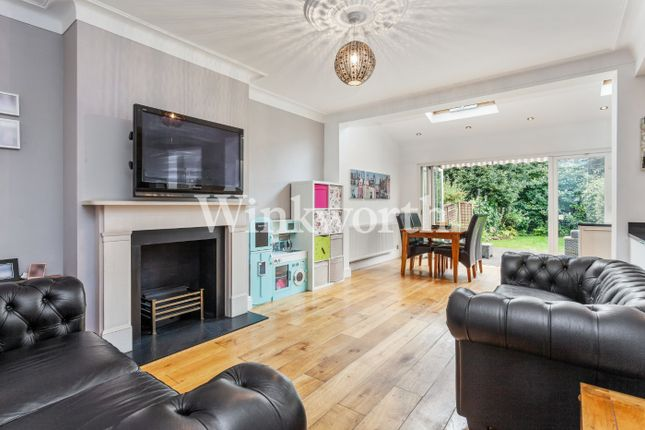 Thumbnail Semi-detached house for sale in Ashridge Gardens, London