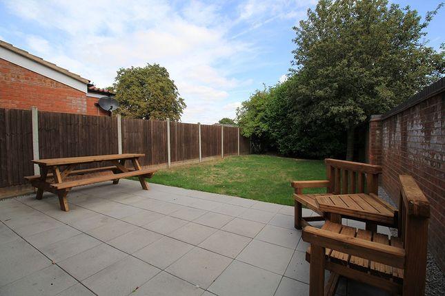 Back Garden of Speeds Pingle, Loughborough LE11