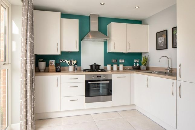 "Thumbnail Semi-detached house for sale in ""Roseberry"" at Godwell Lane, Ivybridge"