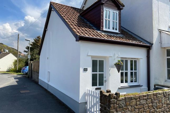1 bed semi-detached house for sale in North Street, Braunton EX33