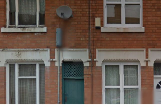 Thumbnail Terraced house to rent in Paget Road, Leicester