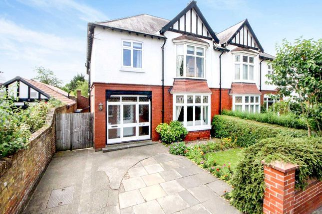 Thumbnail Semi-detached house for sale in St. Johns Road, Driffield