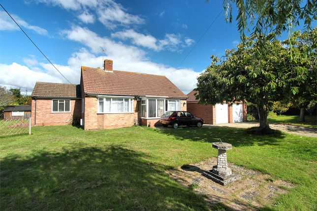 Thumbnail Detached bungalow for sale in The Inner Down, Old Down, Bristol