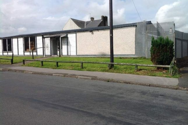 Commercial property for sale in Cragg Road, Cleator Moor