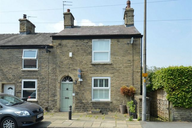 Thumbnail End terrace house to rent in Bollington Road, Bollington, Macclesfield, Cheshire