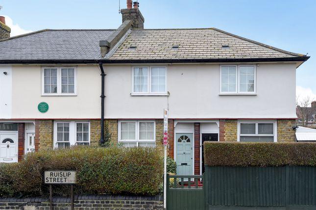 Thumbnail Terraced house for sale in Ruislip Street, London