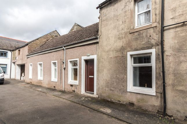 Thumbnail Terraced house to rent in East High Street, Forfar