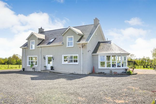 Thumbnail Detached house for sale in Printshop Road, Templepatrick, Ballyclare, County Antrim