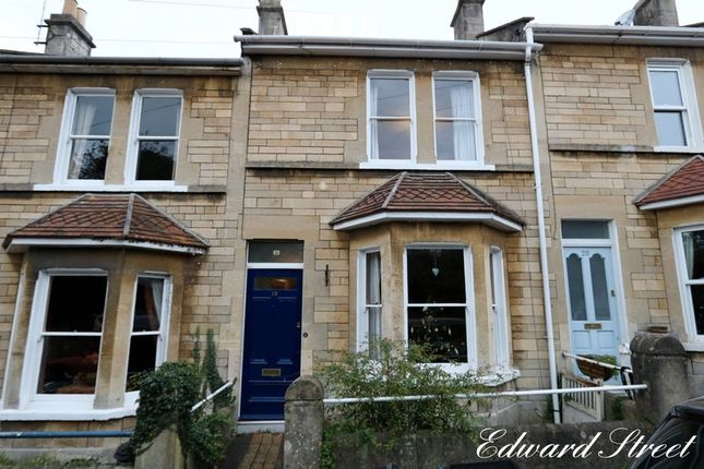 Thumbnail Terraced house to rent in Edward Street, Lower Weston, Bath