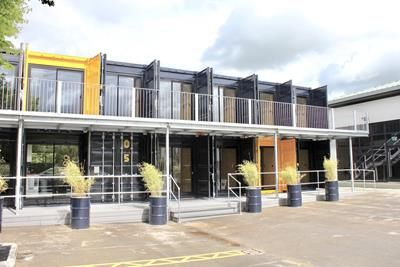 Thumbnail Office to let in Podville, Great Park Road, Bristol, Gloucestershire